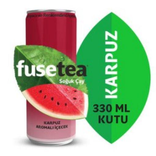 FUSE TEA 330 ML KARPUZ resmi