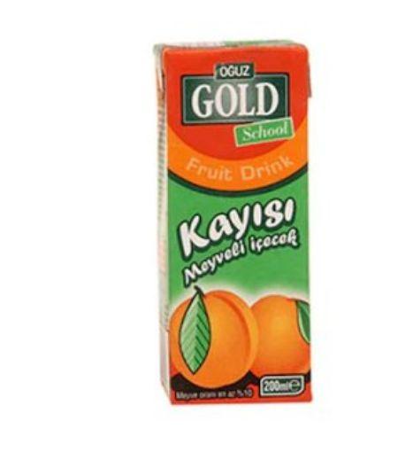 GOLD M.SUYU KAYISI 200 ML resmi