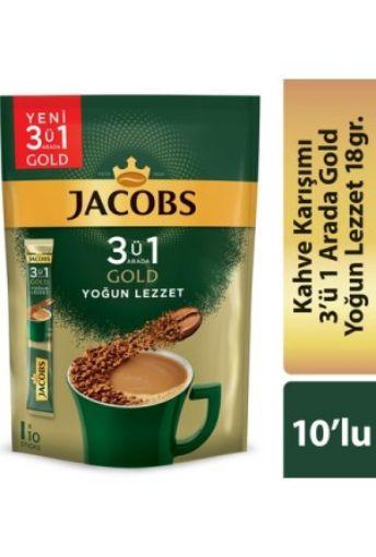 JACOBS 3İN1 10X18 GR YOĞUN resmi