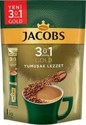 JACOBS 3 İN1 10X18 GR YUMUŞAK resmi