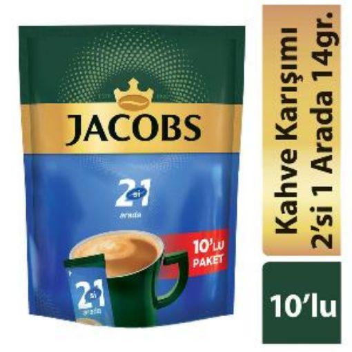 JACOBS 2İN1 140 GR 14X10 resmi