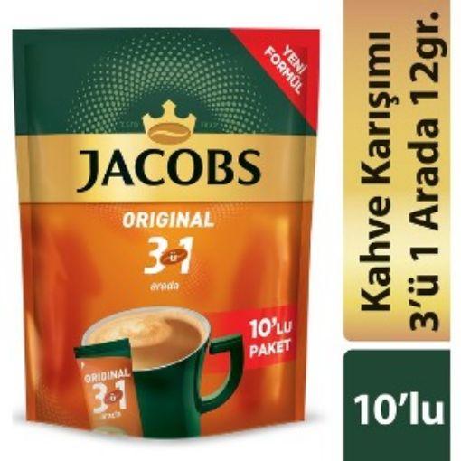 JACOBS 3İN1 160 GR 16X10 resmi