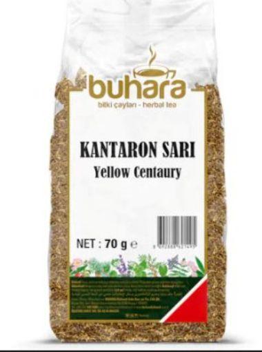 BUHARA SARI KANTARON 70 GR POŞET resmi