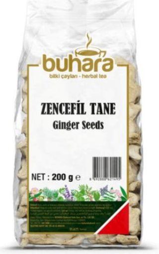 BUHARA TANE ZENCEFİL 200 GR POŞET resmi