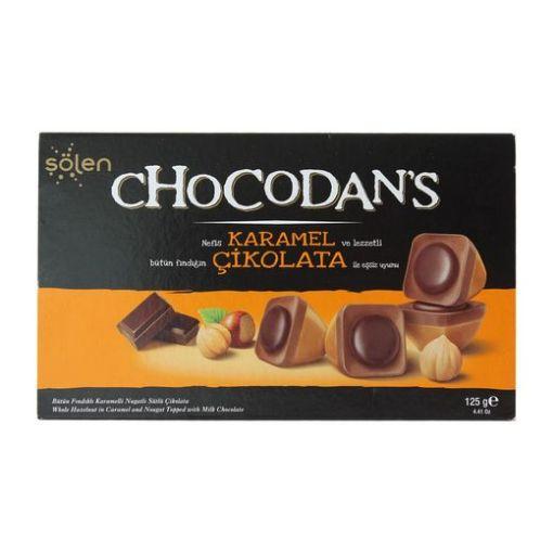 ŞÖLEN   CHOCODANS 125 GR resmi