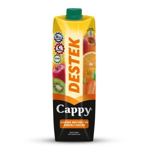 CAPPY 1 LT DESTEK resmi