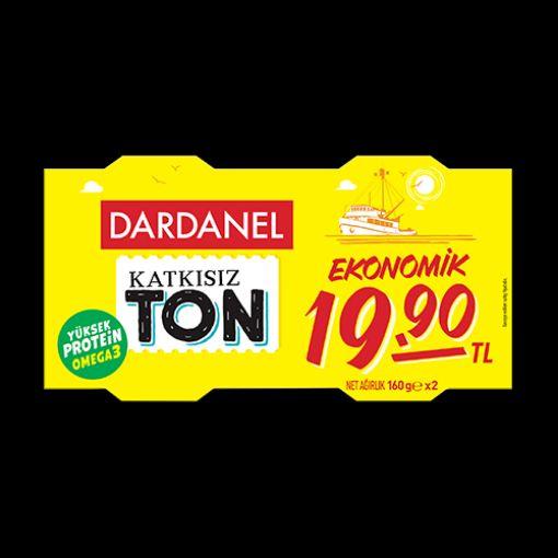 DARDANEL TON EKONOMİK 160 GR X 2 resmi