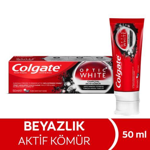 COLGATE DİŞ MAC.50 ML AKTİF KÖMÜR resmi