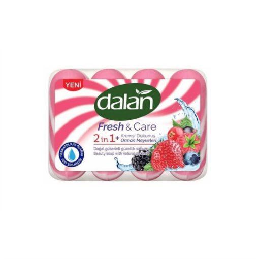 DALAN FRESH&CARE 4X90 GR ORMAN MEYVELERİ resmi
