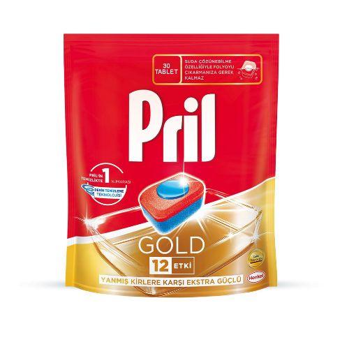 PRİL TABLET GOLD 30 LU DOYPACK resmi