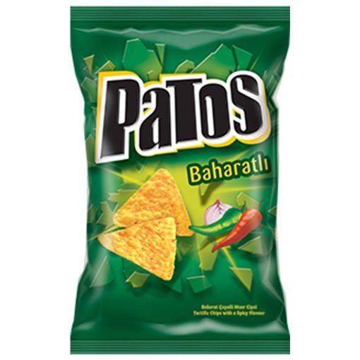 PATOS PARTİ BAHARATLI 167 GR. resmi