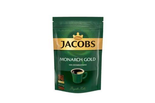 JACOBS MONARCH GOLD 200 GR POŞET resmi
