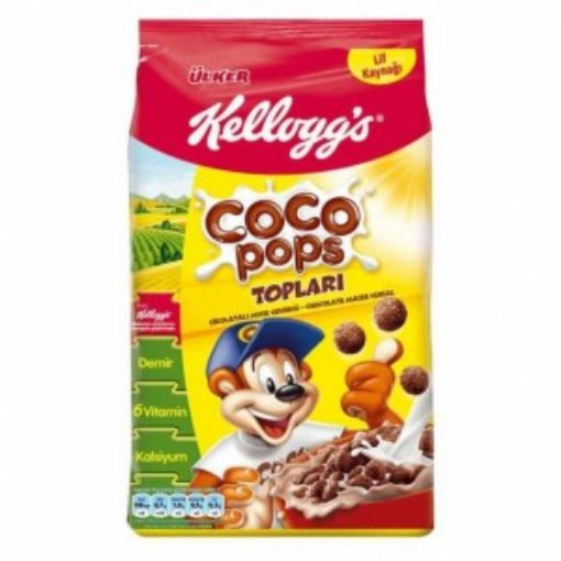 ÜLKER COCO POPS 1000 GR resmi