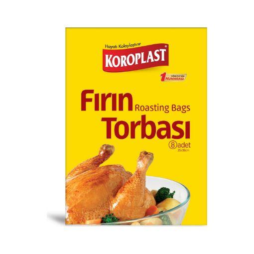 KOROPLAST FIRIN TORBASI 8'Lİ resmi