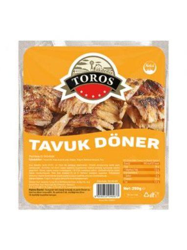 TOROS TAVUK DÖNER 250 GR resmi