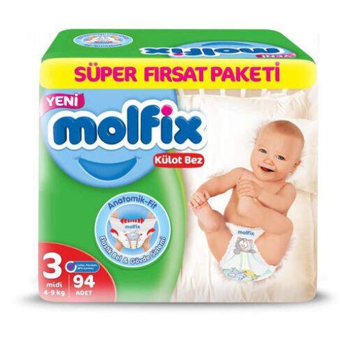MOLFİX PANTS SÜPER FIRSAT NO:3 MİDİ resmi