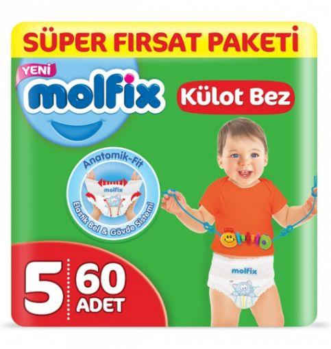 MOLFİX PANTS SÜPER FIRSAT NO:5 JUNİOR 60 LI*2 resmi