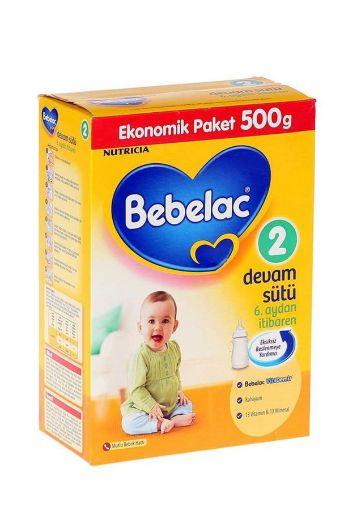 BEBELAC 500 GR D.SÜTÜ EKO - 2 resmi