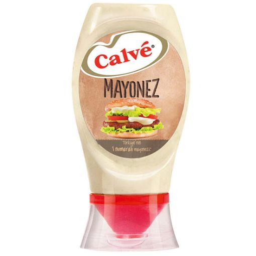 CALVE MAYONEZ 225 ML resmi