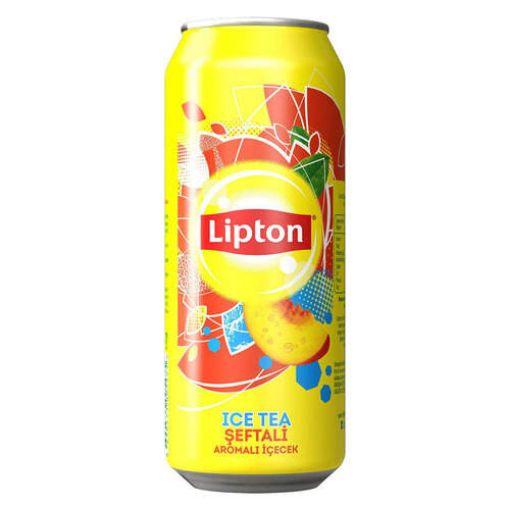 LİPTON ICE TEA  500 ML ŞEFTALİ resmi