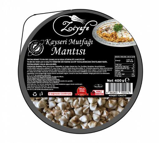 ZİYAFE KAYSERİ MANTISI 400 GR resmi