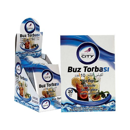 NEW CİTY T-298 BUZ TORBASI resmi