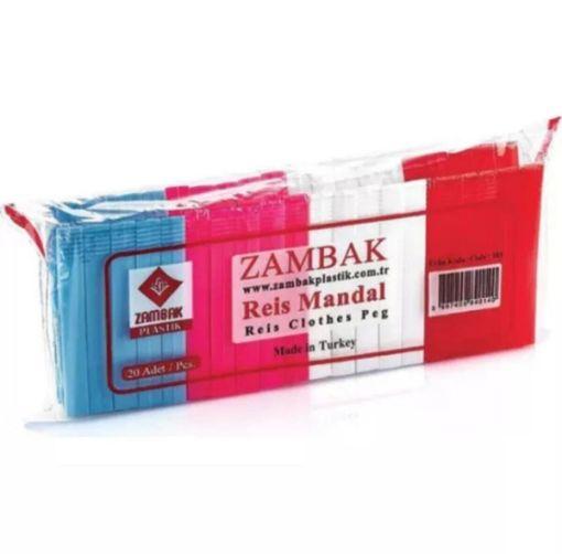 ZAMBAK MANDAL 20'Lİ 101 resmi