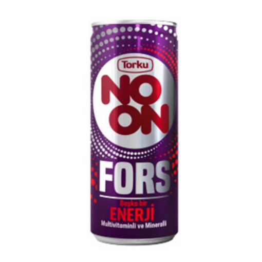 TORKU NOON FORS ENERJİ İÇECEK 250 ML resmi